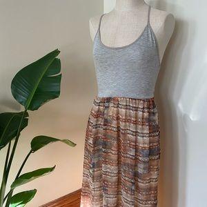 Ecote Floor Length Dress